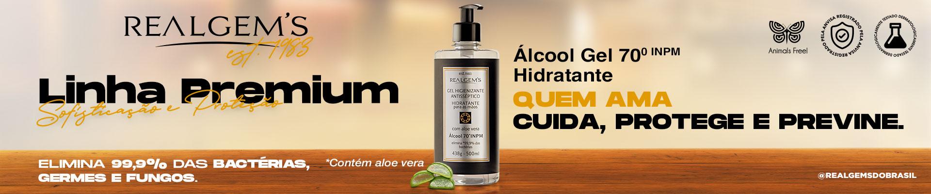 Alcool Gel Premium